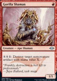 Gorilla Shaman -