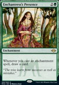 Enchantress's Presence -