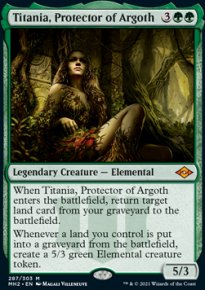 Titania, Protector of Argoth 1 - Modern Horizons II
