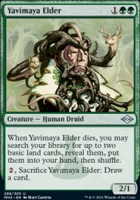 Yavimaya Elder -