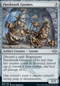 Patchwork Gnomes -