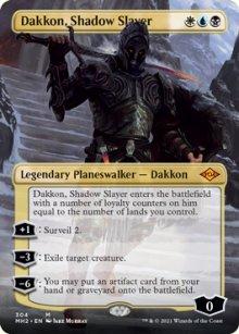 Dakkon, Shadow Slayer 2 - Modern Horizons II