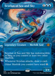 Svyelun of Sea and Sky 2 - Modern Horizons II