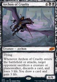 Archon of Cruelty -