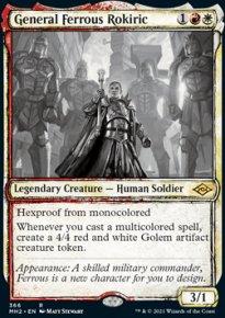 General Ferrous Rokiric -