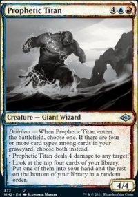 Prophetic Titan -
