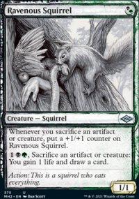 Ravenous Squirrel 2 - Modern Horizons II