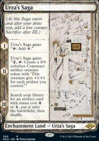 Urza's Saga 2 - Modern Horizons II
