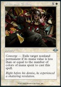 Prismatic Ending -