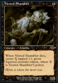 Nested Shambler -