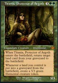 Titania, Protector of Argoth 3 - Modern Horizons II