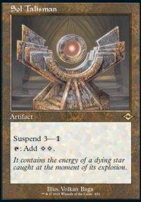 Sol Talisman 2 - Modern Horizons II