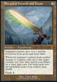 Sword of Hearth and Home -