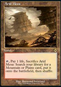Arid Mesa 2 - Modern Horizons II