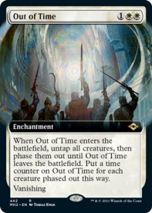 Out of Time 3 - Modern Horizons II