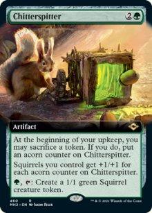 Chitterspitter -