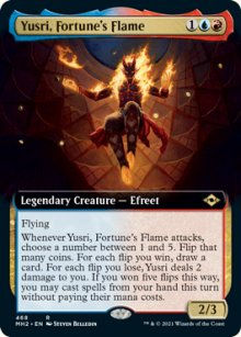 Yusri, Fortune's Flame 2 - Modern Horizons II