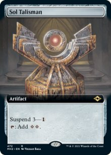 Sol Talisman 3 - Modern Horizons II