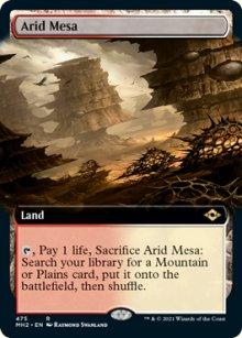Arid Mesa 3 - Modern Horizons II
