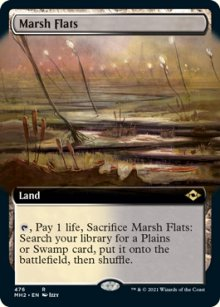 Marsh Flats -