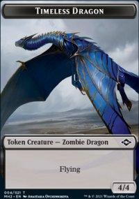 Timeless Dragon Token - Modern Horizons II