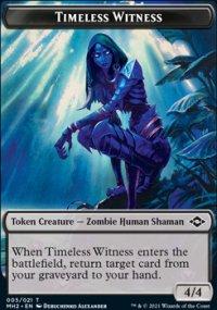 Timeless Witness Token -