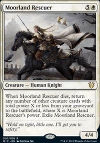 Moorland Rescuer -