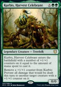 Kurbis, Harvest Celebrant -