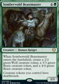 Somberwald Beastmaster -
