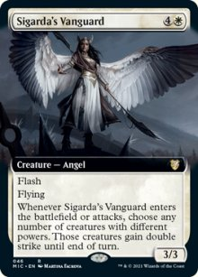 Sigarda's Vanguard -