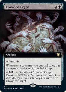 Crowded Crypt -