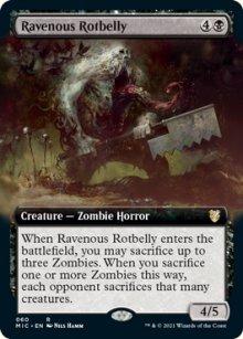 Ravenous Rotbelly -