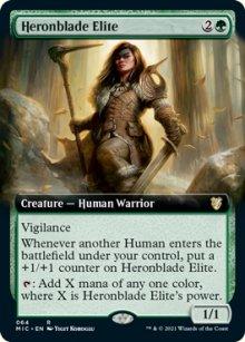 Heronblade Elite -