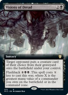 Visions of Dread -