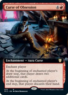Curse of Obsession -