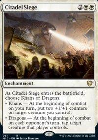 Citadel Siege -