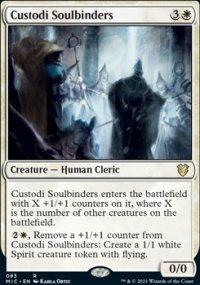 Custodi Soulbinders -