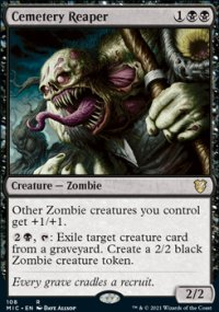 Cemetery Reaper -