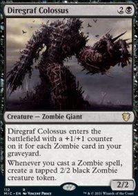 Diregraf Colossus -