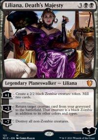 Liliana, Death's Majesty -
