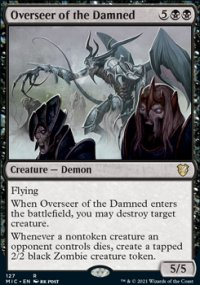 Overseer of the Damned -
