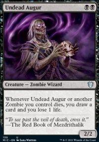 Undead Augur - Innistrad Midnight Hunt Commander Decks
