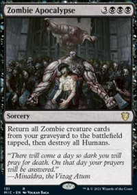Zombie Apocalypse -