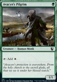 Avacyn's Pilgrim -