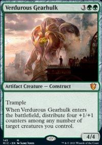 Verdurous Gearhulk -