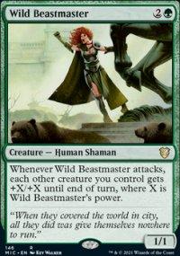 Wild Beastmaster -