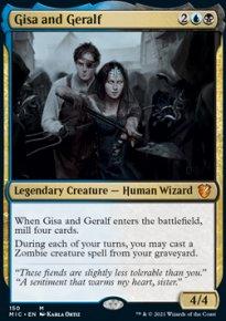 Gisa and Geralf -
