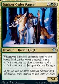 Juniper Order Ranger -