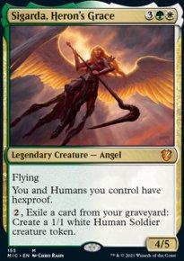 Sigarda, Heron's Grace -