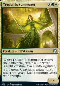 Trostani's Summoner -